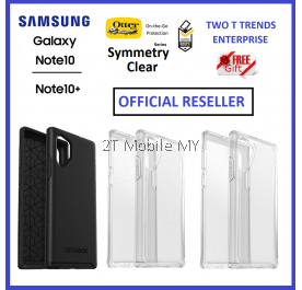 Samsung Galaxy Note 10 / Note 10 Plus / Note 10+ / S10 / S10e OtterBox Symmetry Clear Case Bumper Cover ORI