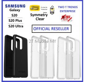 Samsung Galaxy S20 / S20 Plus / S20 Ultra / S20+ OtterBox Symmetry Clear Case Bumper Cover ORI