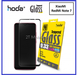 XiaoMi RedMi Note 7 / 7 Pro HODA 2.5D Full Coverage Tempered Glass Screen Protector