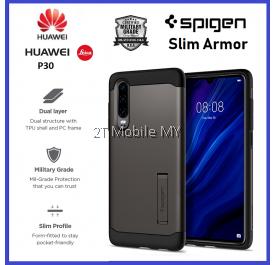 Huawei P30 Spigen Slim Armor Case Cover Bumper Original