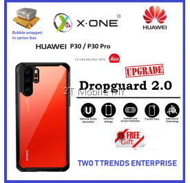Huawei P30 / P30 Pro X-One Drop Guard 2.0 Dropguard Case Bumper Cover Anti Shock