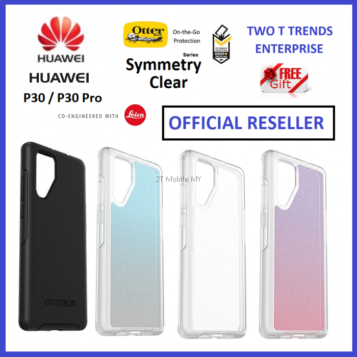 online store 6ff1a 57ab7 Huawei P30 / P30 Pro OtterBox Symmetry Series Clear Case Bumper Case ...