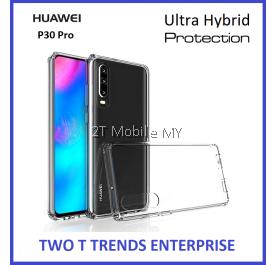 Huawei P30 Pro Air Hybrid TPU Case Slim Solid Fusion Bumper Cover