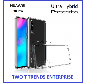 Huawei P30 Pro Air Hybrid TPU Case Slim Solid Fusion Bumper Cover