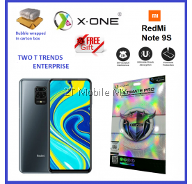 XiaoMi RedMi Note 9S / RedMi Note 8 / RedMi Note 8 Pro / RedMi Note 7 X-One Ultimate Pro Shock Screen Protector Upgrade