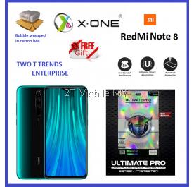 XiaoMi RedMi Note 8 / RedMi Note 8 Pro / RedMi Note 7 X-One Ultimate Pro Shock Screen Protector Upgrade