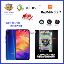 XiaoMi RedMi Note 7 / 7 Pro X-One Ultimate Pro Shock Screen Protector Upgrade