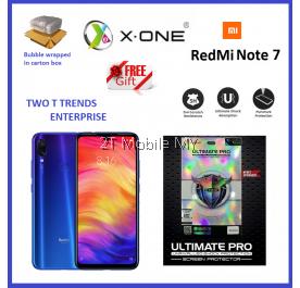 XiaoMi RedMi Note 7 / 7 Pro X-One Ultimate Pro Shock Screen Protector Upgrade