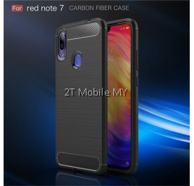 XiaoMi RedMi Note 7 / Note 7 Pro Slim Fit Rugged Armor Bumper TPU Case Cover