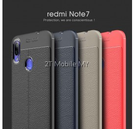 XiaoMi RedMi Note 7 / Note 7 Pro Dermatoglyph Case Matte Anti-Fingerprint Bumper