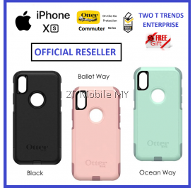 Apple iPhone XS Max / XS / X / XR OtterBox Commuter Series Case Bumper ORIGINAL