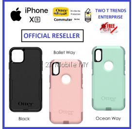 Apple iPhone 12 / 12 Mini / 12 Pro / 12 Pro Max / iPhone 11 / iPhone X OtterBox Commuter Series Case Bumper ORIGINAL
