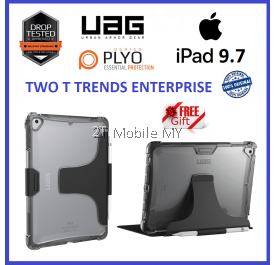 Apple iPad 9.7 Pro 9.7 iPad 2017 2018 5th 6th iPad Air UAG Plyo Case Cover ORI