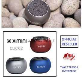 X-Mini CLICK 2 Bluetooth Speaker Capsule Portable Outdoor Built in Camera Shutter