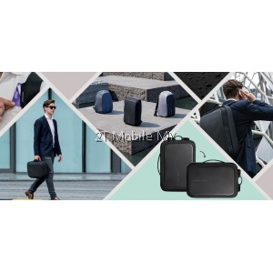 XD Design Bobby Bizz Bag Best Anti-theft Backpack XDDesign Travel ORI