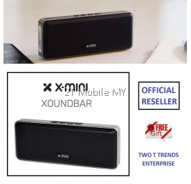 X-Mini Xoundbar Bluetooth Speaker Capsule Portable Outdoor