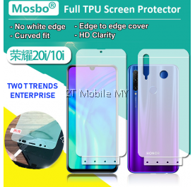Huawei Honor 20 Pro / Honor 20 / Honor 20 Lite Front Back Full Coverage 3D Screen Protector