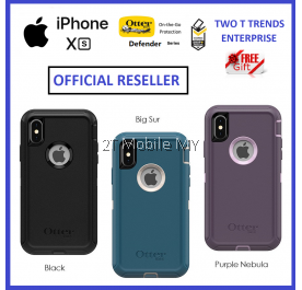 Apple iPhone XS / XS Max / XR / X OtterBox Defender Series Case Bumper Cover ORI