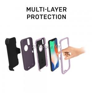 Apple iPhone XS / XS Max / XR / X OtterBox Defender Series Case Bumper Cover ORI