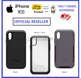 Apple iPhone XS Max / XS / X / XR OtterBox Pursuit Series Case Bumper Cover ORI