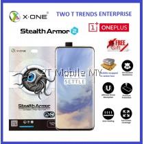 OnePlus 7 Pro X-One Stealth Armor Ver 2 Seamless Anti Shock Screen Protector ORI