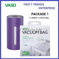 Vago Travel Vacuum Compressor (Comes With M Size Bag) ORIGINAL