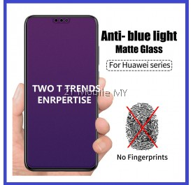 Huawei Nova 4e / Nova 4 Full Matte Anti-Blue Light Tempered Glass Screen Protector