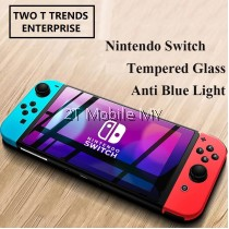 Nintendo Switch Full Anti Blue Light Ray Tempered Glass Screen Protector