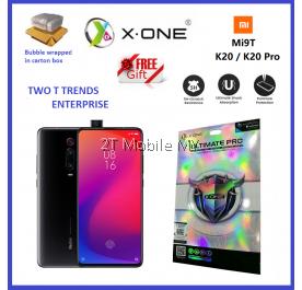 XiaoMi Mi 9T / Redmi K20 / K20 Pro X-One Ultimate Pro Shock Screen Protector