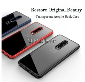 OnePlus 7 Pro 1+7 Pro Tough Protection Transparent Bumper Case Cover