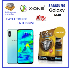 Samsung Galaxy M40 X-One Extreme Shock Eliminator Screen Protector 3rd Gen
