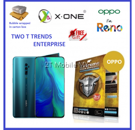Oppo Reno / Reno 10X Zoom X-One Extreme Shock Eliminator Screen Protector 3rd Gen