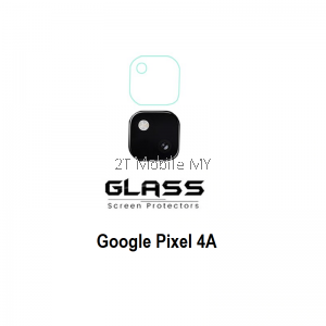 Google Pixel 4A / Pixel 3 / Pixel 3 XL / Pixel 3A / Pixel 3A XL Camera Soft Tempered Glass Screen Protector