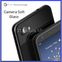 Google Pixel 3 / Pixel 3 XL / Pixel 3A / Pixel 3A XL Camera Soft Tempered Glass Screen Protector