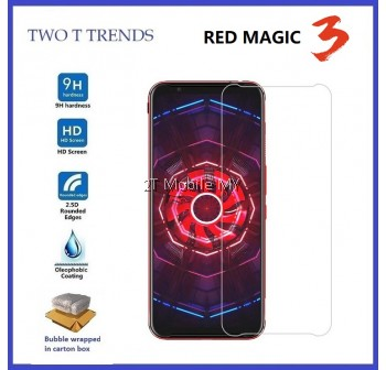 Nubia Red Magic 3 Tempered Glass Screen Protector 2.5D