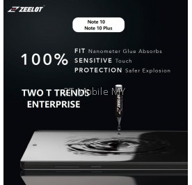 Samsung Galaxy S20 Plus / S20 Ultra / S20+ / Note 10 / Note 10+ Zeelot UV Clear / Matte Tempered Glass Screen Protector ORI