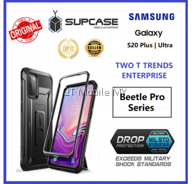 Samsung Galaxy S20 Plus / S20 Ultra / S20+ / Note 10 / Note 10+ SUPCASE Unicorn Beetle Pro Case ORI (No Screen Protector)