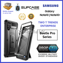 Samsung Galaxy Note 10 / Note 10 Plus / Note 10+ SUPCASE Unicorn Beetle Pro Case ORI (No Screen Protector)
