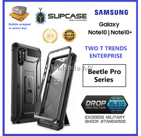Samsung Galaxy Note 10 / Note 10 Plus / Note 10+ / Note 9 SUPCASE Unicorn Beetle Pro Case ORI (No Screen Protector)