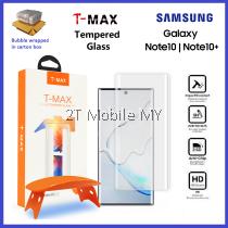 Samsung Galaxy Note 10 / Note 10 Plus / Note 10+ T-Max TMax Hybrid Glass UV Loca Glue 0.20mm Tempered Glass ORI