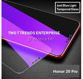 Huawei Honor 20 Pro Full Anti Blue Light Ray Tempered Glass Screen Protector