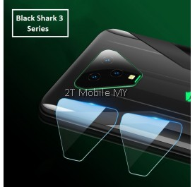 XiaoMi Black Shark 3 / Black Shark 3 Pro / Black Shark 2 / Black Shark 2 Pro Camera Soft Tempered Glass Screen Protector