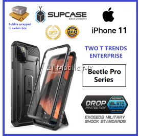 Apple iPhone 11 / iPhone 11 Pro / iPhone 11 Pro Max SUPCASE Unicorn Beetle UB Pro Case Bumper Cover built in screen protector ORI