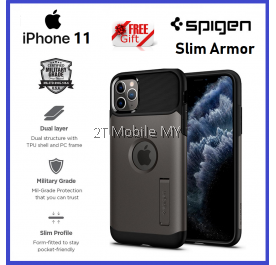 Apple iPhone 11 / iPhone 11 Pro / iPhone 11 Pro Max Spigen Slim Armor Case Cover Original