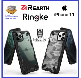 Apple iPhone 11 / iPhone 11 Pro / iPhone 11 Pro Max Ringke Fusion X / Fusion X DDP Camo Case Cover ORI