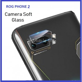 Asus ROG Phone 5 / ROG Phone 3 / ROG Phone 2 / ROG Phone Camera Soft Tempered Glass Lens Protector