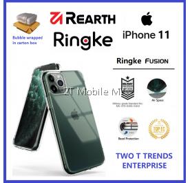 Apple iPhone 11 / iPhone 11 Pro / iPhone 11 Pro Max Rearth Ringke Fusion TPU Case Cover ORI