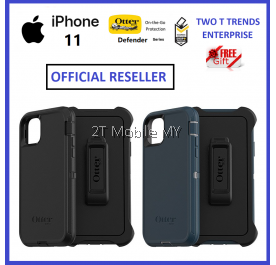 Apple iPhone 11 / iPhone 11 Pro / iPhone 11 Pro Max OtterBox Defender Series Case Bumper ORI