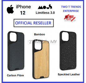 Apple iPhone 12 / 12 Mini / 12 Pro / 12 Pro Max Mous Limitless 3.0 Air Shock High Impact Shockproof Case Bumper Cover