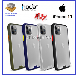 Apple iPhone 11 / iPhone 11 Pro / iPhone 11 Pro Max Hoda Rough Military Standard Protection Case Bumper Cover ORI